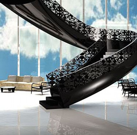 Dream Home Series 7: Staircase To Heaven